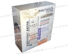 Panthenol Diaphanous Sun Care SPF50 50ml Αντιηλιακό gel προσώπου + ΔΩΡΟ Face & Eye Cream 50ml