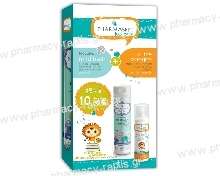Pharmasept Kid Care Set (Mild Bath 300ml & X-lice Cologne 100ml)
