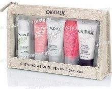 Caudalie Promo Beauty Grows Here  Travel Kit 5τμχ